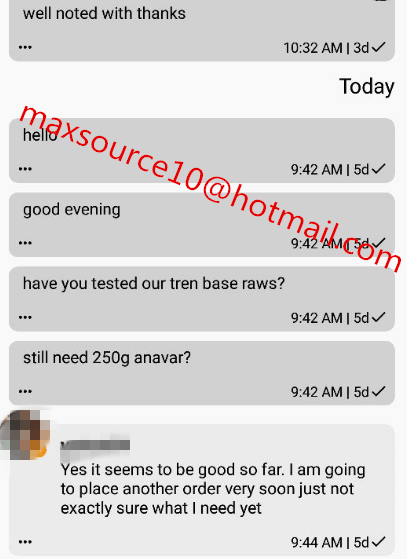 Maxsource Roy High Quality (over 99 4%) of Trenbolone